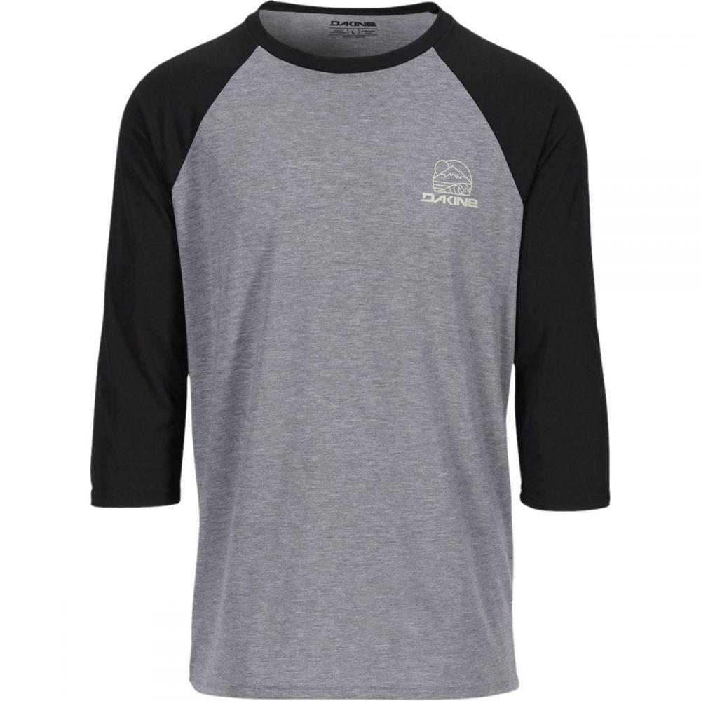 ダカイン DAKINE メンズ 自転車 トップス【Well Rounded 3/4 - Sleeve Raglan Tech T - Shirts】Black