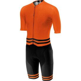 カステリ Castelli メンズ トライアスロン トップス【Sanremo 4.0 Speed Suits】Orange/Black