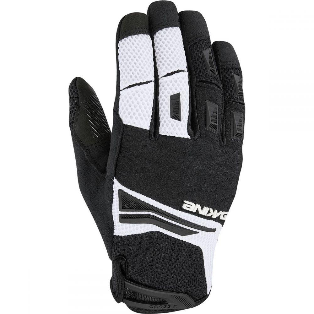 ダカイン DAKINE メンズ 自転車 グローブ【Cross - X Gloves】Black/White