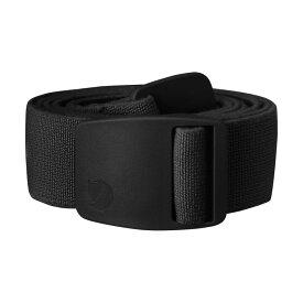 フェールラーベン Fjallraven メンズ ベルト【Keb Trekking Belts】Black