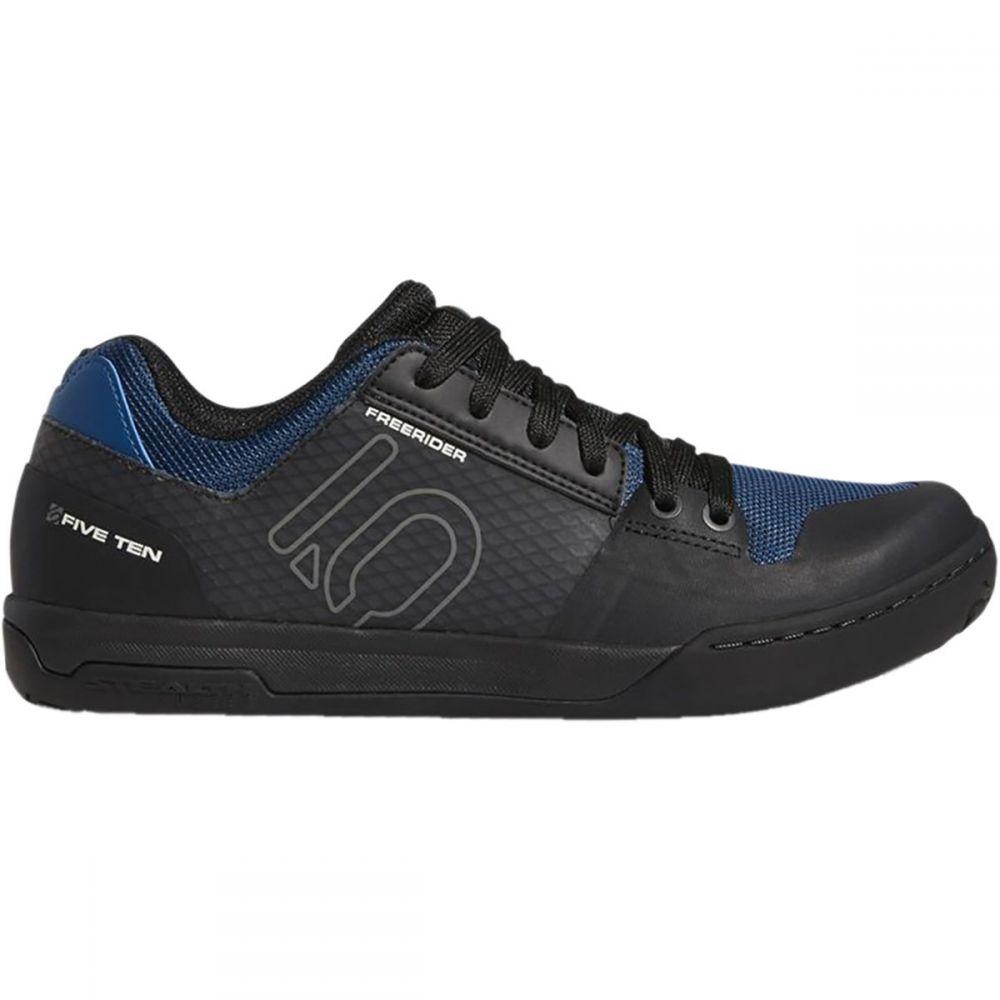 ファイブテン Five Ten メンズ 自転車 シューズ・靴【Freerider Contact Cycling Shoes】Legend Marine/Grey Four/Black