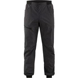 ホグロフス Haglofs メンズ ハイキング・登山 ボトムス・パンツ【L.I.M. Fuse Pants】Slate