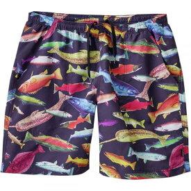 カブー KAVU メンズ ボトムス・パンツ ショートパンツ【River Shorts】Fish Fest