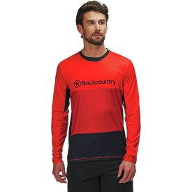 バックカントリー Backcountry メンズ 自転車 トップス【Arcylon Long - Sleeve Jerseys】Molten Lava
