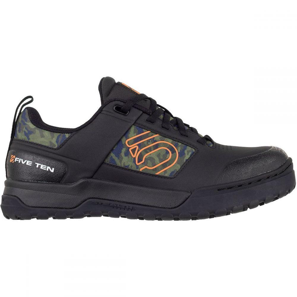 ファイブテン Five Ten メンズ 自転車 シューズ・靴【Impact Pro Cycling Shoes】Black/Black/Bright Orange
