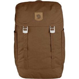 d581708e5332 フェールラーベン Fjallraven レディース バッグ バックパック・リュック【Greenland Top Backpack】Chestnut