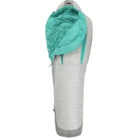 ニーモ イクイップメント NEMO Equipment Inc. レディース ハイキング・登山【Aya 15 Sleeping Bag: 15 Degree Down】Aluminium/Aqua