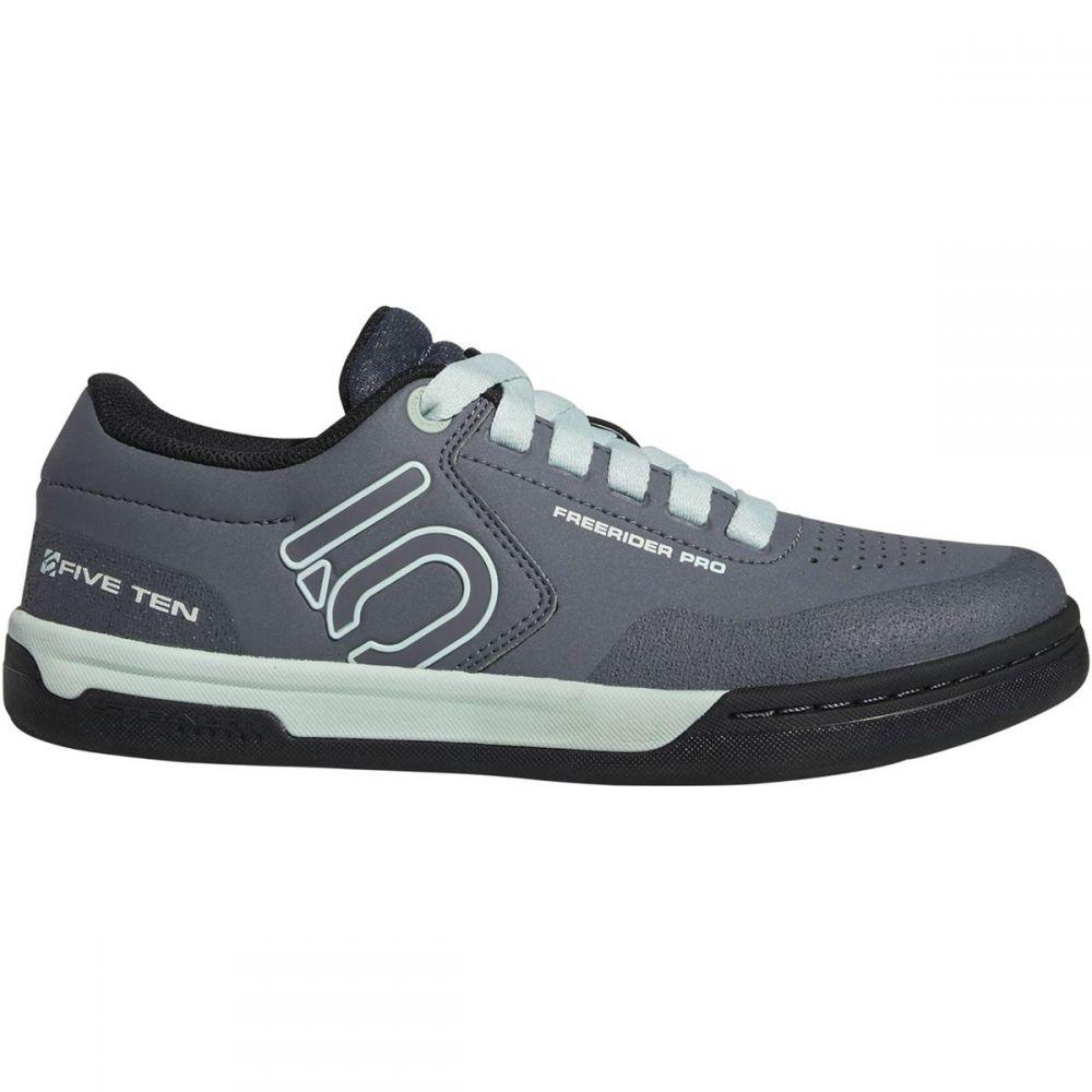 ファイブテン Five Ten レディース 自転車 シューズ・靴【Freerider Pro Cycling Shoe】Onix/Ash Green/Clear Grey