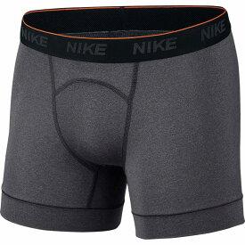 ナイキ Nike メンズ インナー・下着 ボクサーパンツ【Boxer Brief - 2 - Packs】Anthracite/Anthracite/White