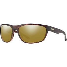 スミス Smith レディース スポーツサングラス【Redding Chromapop Polarized Sunglasses】Matet Amber Tort-Chromapop Polarized Copper