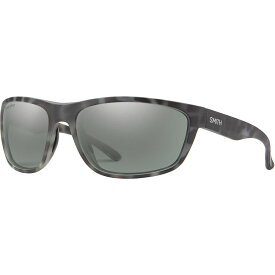 スミス Smith レディース スポーツサングラス【Redding Chromapop Polarized Sunglasses】Matte Ash Tort-Chromapop Polarized Platinum Mirror