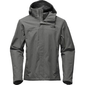 ザ ノースフェイス The North Face メンズ アウター レインコート【Venture 2 Hooded Jackets】Mid Grey Ripstop Heather/Mid Grey Ripstop Heather