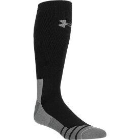 アンダーアーマー Under Armour レディース ハイキング・登山【Hitch Heavy 3.0 Boot Sock】Black/Steel