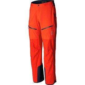 マウンテンハードウェア Mountain Hardwear メンズ ボトムス・パンツ【Superforma Pants】Fiery Red