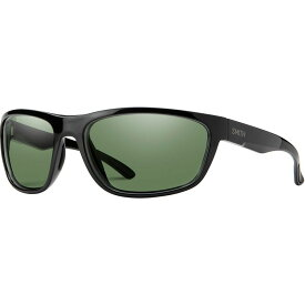 スミス Smith レディース スポーツサングラス【Redding Chromapop Polarized Sunglasses】Black-Chromapop Polarized Gray Green