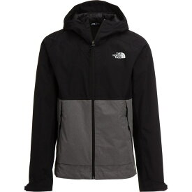 ザ ノースフェイス The North Face メンズ アウター レインコート【Millerton Jackets】Tnf Black/Tnf Medium Grey Heather