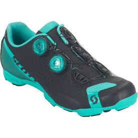 スコット Scott レディース 自転車 シューズ・靴【MTB RC Lady Cycling Shoe】Matte Black/Berry Red