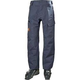 ヘリーハンセン Helly Hansen メンズ スキー・スノーボード ボトムス・パンツ【Ridge Shell Pants】Graphite Blue