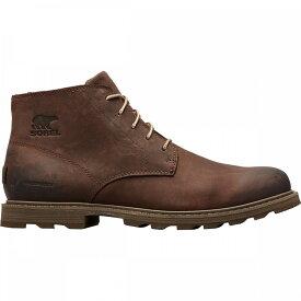 ソレル Sorel メンズ シューズ・靴 ブーツ【Madson Chukka Waterproof Boots】Tobacco/Sandy Tan