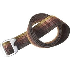 カブー KAVU メンズ ベルト【Beber Belts】Earth