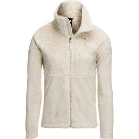 ザ ノースフェイス The North Face レディース トップス フリース【Osito Flow Jacket】Vintage White
