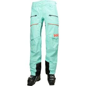 ヘリーハンセン Helly Hansen レディース スキー・スノーボード ボトムス・パンツ【Aurora Shell Pant】Glacier