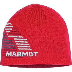 マーモット Marmot レディース 帽子 ニット【Novelty Reversible Beanie】Team Red