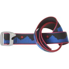 カブー KAVU メンズ ベルト 【beber belts】Kavu Logo