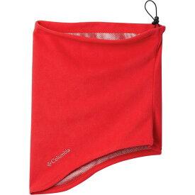 コロンビア Columbia レディース マフラー・スカーフ・ストール ネックウォーマー【trail shaker neck gaiter】Red Lily