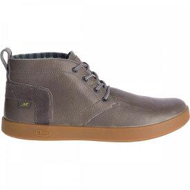 チャコ Chaco メンズ ブーツ シューズ・靴【davis mid leather boots】Nickel