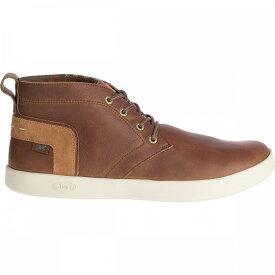 チャコ Chaco メンズ ブーツ シューズ・靴【davis mid leather boots】Toffee