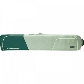 ダカイン DAKINE レディース スキー・スノーボード スーツケース・キャリーバッグ【low roller snowboard bag】Green Lily