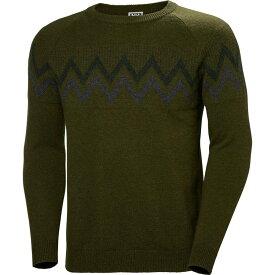 ヘリーハンセン Helly Hansen メンズ ニット・セーター トップス【wool knit sweaters】Forest Night