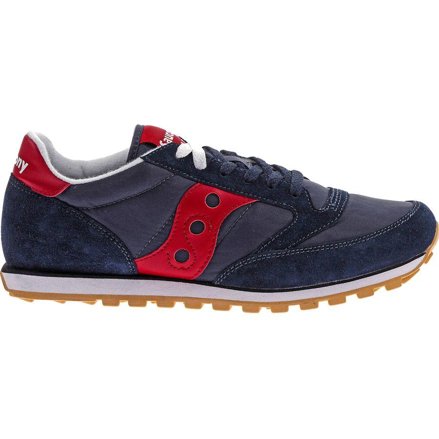 サッカニー Saucony メンズ シューズ・靴 カジュアルシューズ【Jazz Low Pro Shoe】Navy/Red