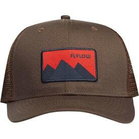 フライロウ Flylow メンズ キャップ トラッカーハット 帽子【undercover trucker hat】Bison