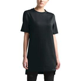 ザ ノースフェイス The North Face レディース チュニック トップス【sleek knit tunic top】Tnf Black