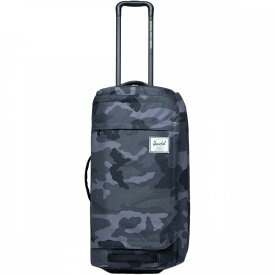 ハーシェル サプライ Herschel Supply レディース スーツケース・キャリーバッグ バッグ【wheelie outfitter 70l duffel bag】Night Camo