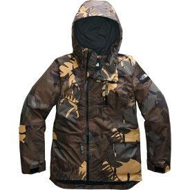 ザ ノースフェイス The North Face レディース スキー・スノーボード ジャケット アウター【superlu insulated jacket】New Taupe Green Palms Print