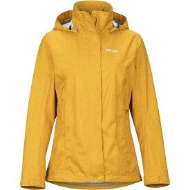マーモット Marmot レディース ジャケット アウター【PreCip Eco Jacket】Yellow Gold