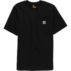 カーハート Carhartt メンズ Tシャツ トップス【Workwear Pocket Short - Sleeve T - Shirt】Black
