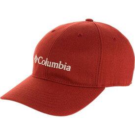 コロンビア Columbia レディース キャップ ベースボールキャップ 帽子【Lodge Adjustable Back Baseball Hat】Carnelian Red/Embroidery