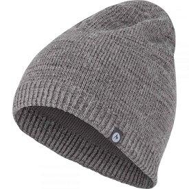 マーモット Marmot レディース ニット ビーニー 帽子【Ava Beanie】Black Heather