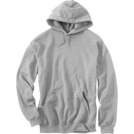 カーハート Carhartt メンズ パーカー トップス【Midweight Pullover Hooded Sweatshirt】Heather Gray