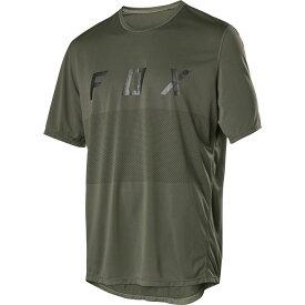フォックス レーシング Fox Racing メンズ 自転車 トップス【Ranger Jersey】Fox Olive Green