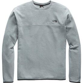 ザ ノースフェイス The North Face メンズ スウェット・トレーナー トップス【TKA Glacier Pullover Crew Sweatshirt】Mid Grey/Mid Grey