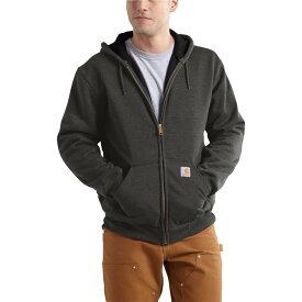 カーハート Carhartt メンズ パーカー トップス【Rain Defender Rutland Full - Zip Hooded Sweatshirt】Peat