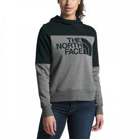 ザ ノースフェイス The North Face レディース パーカー トップス【Drew Peak Pullover Hoodie】Tnf Medium Grey Heather/Tnf Black