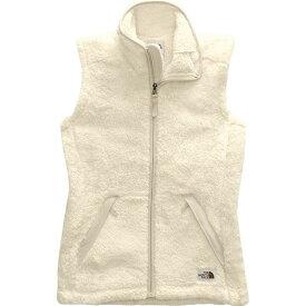 ザ ノースフェイス The North Face レディース ベスト・ジレ トップス【Campshire 2.0 Fleece Vest】Vintage White/Dove Grey