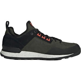 ファイブテン Five Ten メンズ クライミング シューズ・靴【Fivetennie Approach Shoe】Night Cargo/Black/Active Orange