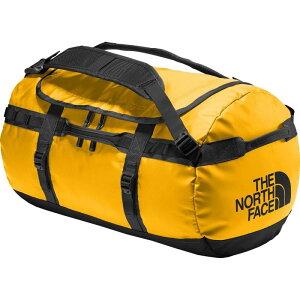 ザ ノースフェイス The North Face レディース ボストンバッグ・ダッフルバッグ バッグ【Base Camp 50L Duffel】Summit Gold/Tnf Black